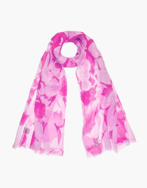KDK shamrock pink scarf
