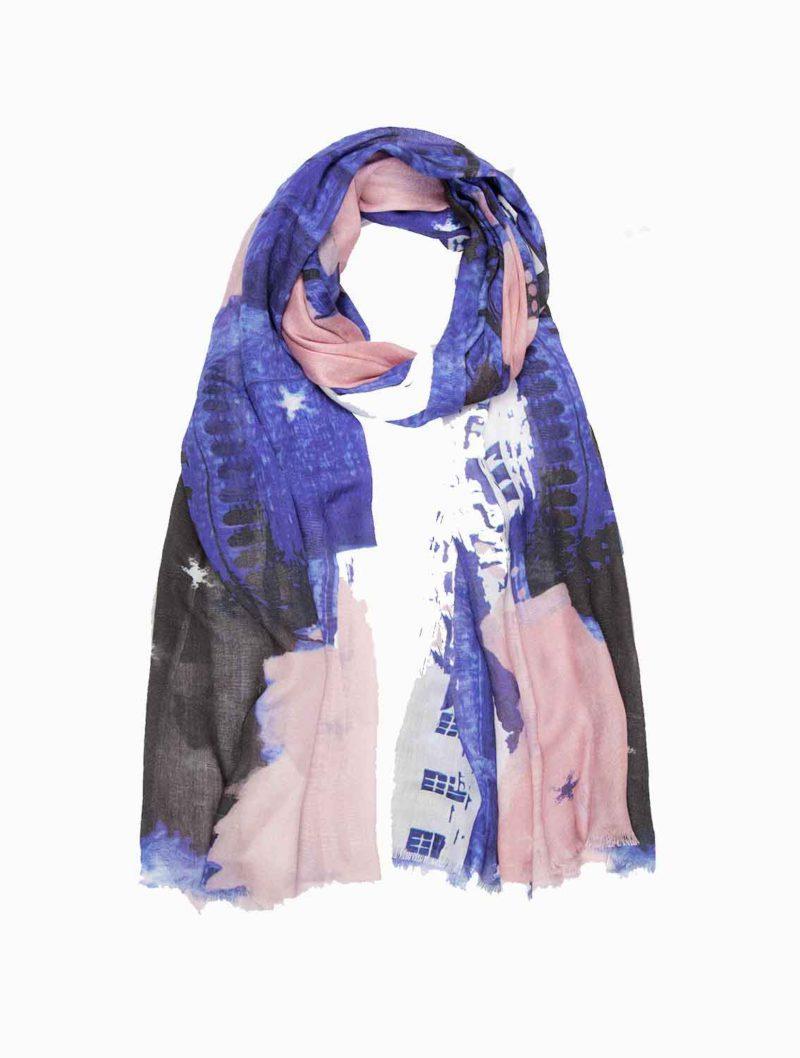 KDK starry Dublin Castle scarf