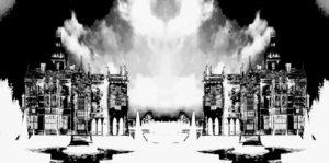 low res site Adare Manor B&W