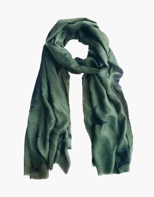 KDK green star scarf